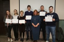 KTU RESEARCHERS SHARE EXPERIENCE AND KNOWLEDGE IN THE FIELD OF SUSTAINABLE INDUSTRIAL DEVELOPMENT