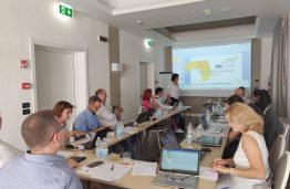 Interreg ELISE Action plans presented at Bridge Event