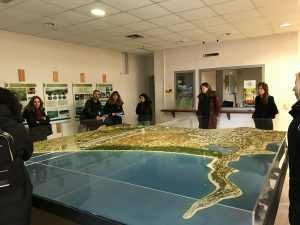 INTERREG EUROPE BIGDATA 4RIVERS Project Partner Meeting and Visit to the Attica Region of Greece