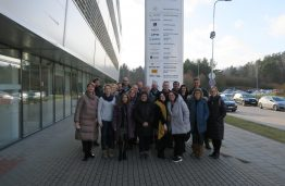 INTERREG EUROPE LCA4REGIONS project partner meeting in Kaunas